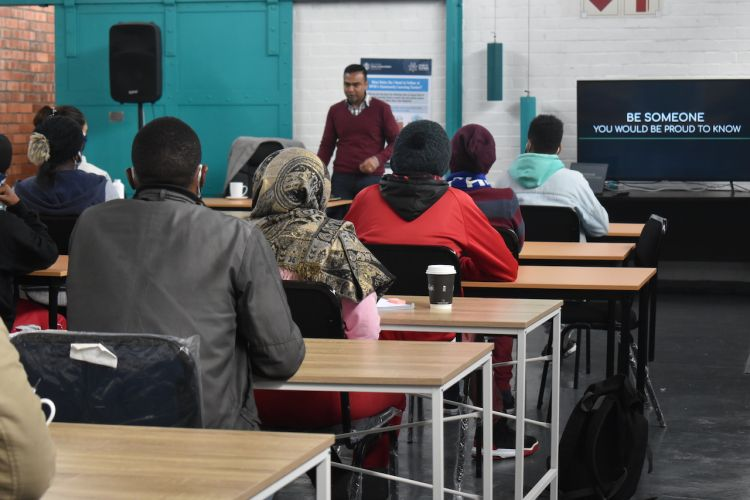 WPDI teaches youth in Cape Flats Business and Entreprenuership