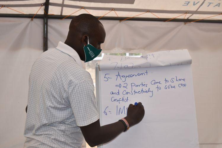 A Vocational Course in Karamoja, Uganda