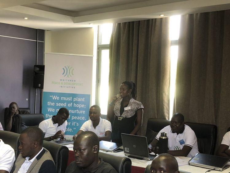 UN Women partnering with WPDI