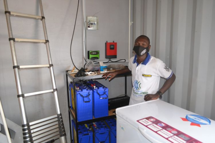 A Youth-Led business supported by WPDI and Power Trust Uganda