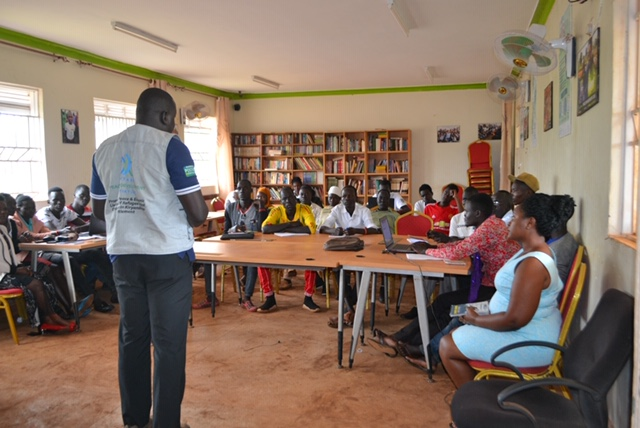 Youth take workshop on Business
