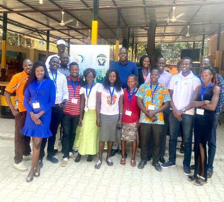 Business Boot Camp participants in South Sudan's Central Equatoria State