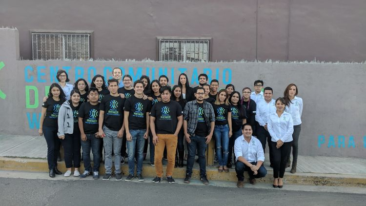 Youth Peacemakers at Tijuana Community Learning Center