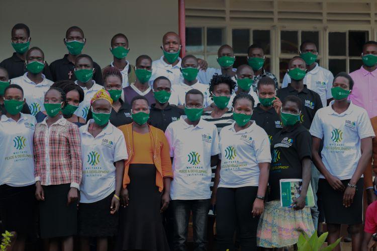 New cohort of Youth Peacemakers in Karamoja, Uganda