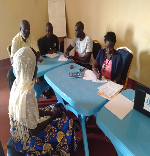 Youth training to be peacemakers in South Sudan