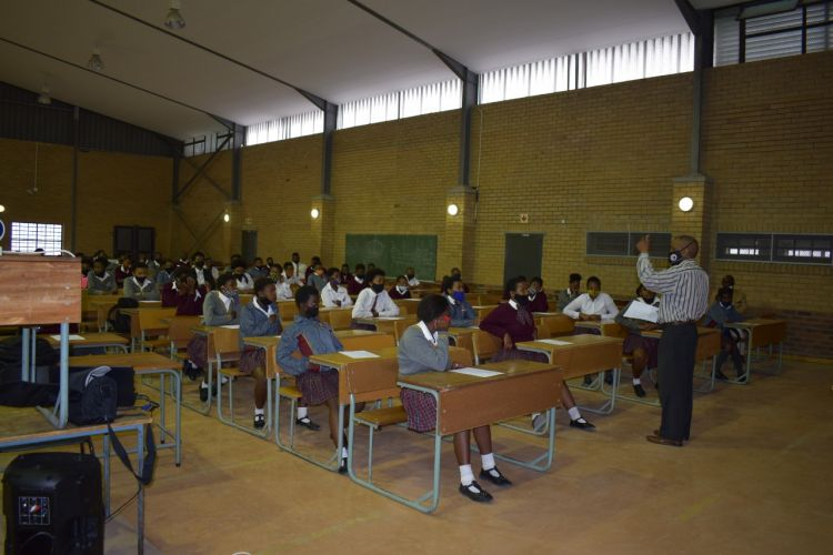 Conflict Resolution Education in Schools in South Africa