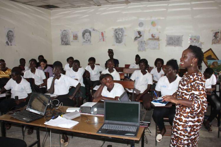 Women in WPDI Trainings