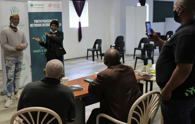 Winners of the first Business Plan Competition in South Africa