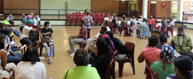 WPDI trains Youth in Cape Flats about Business and Entrepreneurship