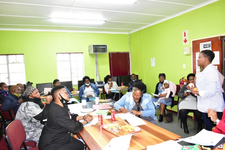 90 Educators and staff learn from WPDI about Conflict Resolution Education in Cape Flats