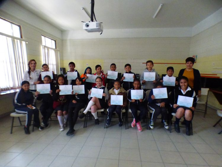 Youth Peacemakers graduate