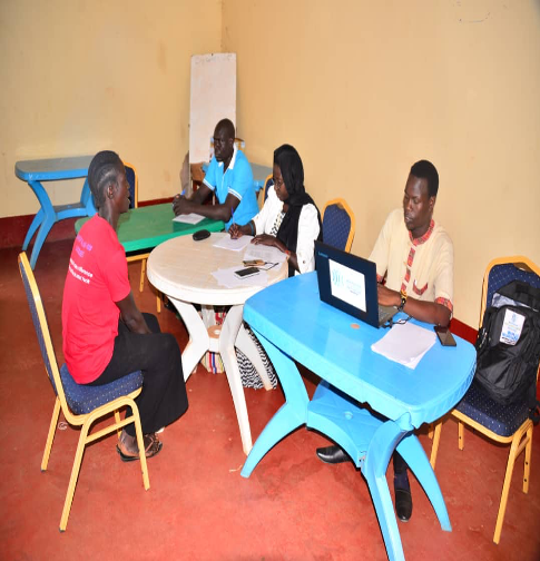 Youth Peacemakers in South Sudan