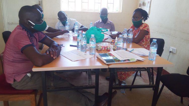 WPDI in Karamoja recruit youth