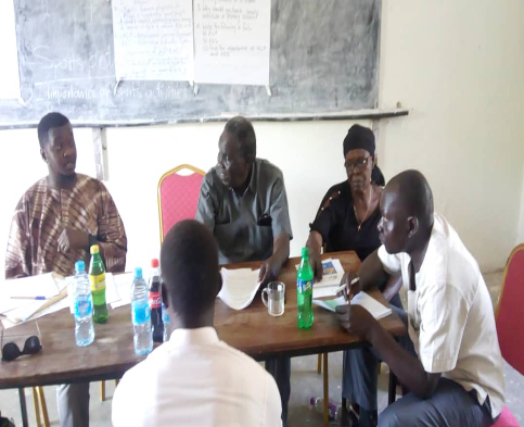 WPDI recruits more youth to be trained
