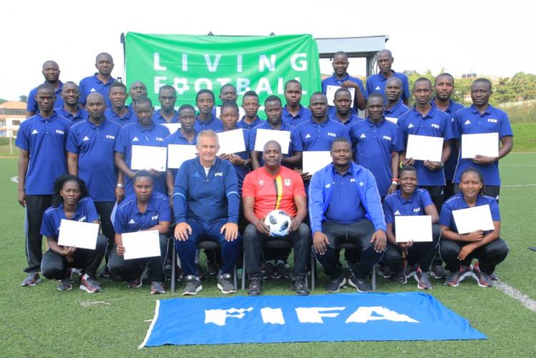 Federation of Uganda Football Association